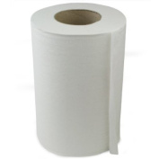 Mini Centre Feed Rolls White - Pack of 12   Paper Towel, Hand Towel