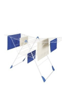 Metaltex Tec-Collection Vento Laundry Drier, Foldable, Length 30m