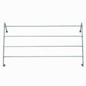 Smart 4 Bar Radiator Airer Drier White Laundry Clothes Bathroom