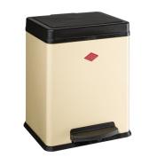 Wesco 380 411-23 Eco Bin 2 x 10 Litre Almond