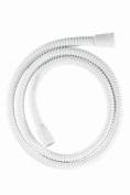 Croydex Shower Hose, Reinforced PVC, White, 1.5 Metre