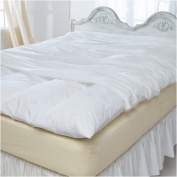 Pacific Coast 155 Feather Bed Cover With Zip Closure - Twin