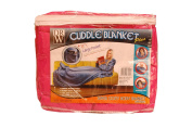 Cuddle Blanket - Cosy Blanket With Sleeves