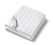 Monogram Allergyfree Heated Single Mattress Cover with Allergy Protection Using HHL Technology