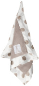 Little Giraffe Luxe New Dot Blanky