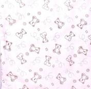 Slumbersac SIMPLY Baby Sleeping Bag 2.5 Tog - AOP Teddy , 12-36 months/110 cm
