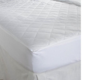 Kingsize Soft as Down 100% Peached Microfibre Anti Allergenic Mattress Protector