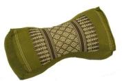 Chinese Pillow, Traditional design, kapok-filled, Bamboogreen