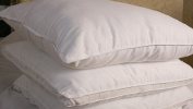 Soft as Down Extra Soft Peached Gussetted Microfibre Pillow