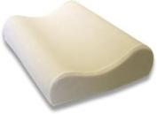 NEW Contour/Contoured Visco Elastic Memory Foam Pillow