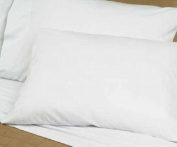 Pair Of Duck Feather Pillows