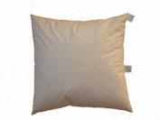 Cushion Inner Pad / Pillow 60 x 60 cm - Cover 100% Cotton - Filling 100% Natural Feathers