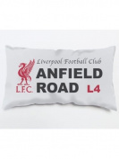 Liverpool FC Street Sign Pillow