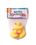 Cuckoo Alex Rub A Dub 3 Duckies In The Tub