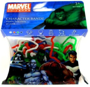 Forever Collectibles Marvel Comics Heroes 1 Universe Logo Bandz