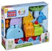 Mega Bloks Safari Train