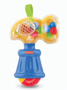 Fisher Price Brilliant Basics Hammer Rattle Baby Toy