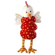 Lilliputiens Ophelia the hen Dancing Pram Toy