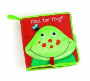 Manhattan Toy Find The Frog Activity Book