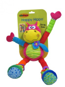 Edushape Happy Hippo Soft Activity Toy