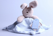 Teddykompaniet Blanky Rabbit Alf (Snuttefilt, Kanin) - 5118