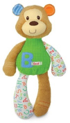 Smarty Kids by Rainbow Designs B is for Bear Floppy Plush