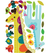 Wallies Wall Play Giraffe Growth Chart