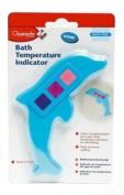 Clippasafe Floating Dolphin Bath Temperature Indicator