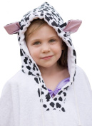 Noo Hooded Towel (Cow)