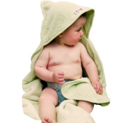 Close Pop-In Pistachio Hooded Towel