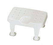Homecraft Savanah 6 - 8 in / 15 - 20 cm Adjustable Moulded Bath Seat Kit
