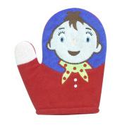 Spel 002329 Face Cloth Puppet with Noddy Motif
