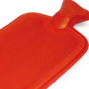Hot Water Bottle 2l (Red)