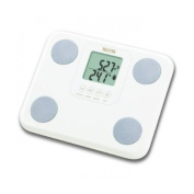Tanita BC730W Innerscan Body Fat Mass Composition Monitor Weighing Scales - White