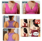 4 x Bra Back Clip Strap Cleavage Breast Bosom Enhancer Extender Maternity Breast Feeding Baby Clothing Babies Nursing No Sewing