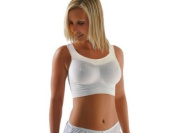 Carriwell Seamless Maternity Bra White Medium [Baby Product]