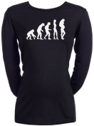 SR - Evolution Of Pregnancy II Organic Maternity Clothing - Funny Maternity Tops
