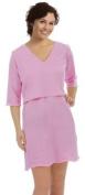 Carriwell Sarah Nursing Sleep Shirt L/XL 14/16 Pink