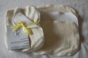 Easy Peasy Bamboo & Fleece Washable Baby Wipes PK10