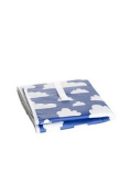 Farg Form Foldable Nursing with Cloud Print