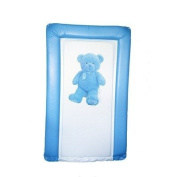 My First Teddy Changing Mat in Baby Blue