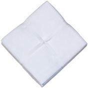 Babycalin BBC370401 Cloth Nappies Set of 6 White