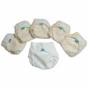 TotsBots Bamboozle Stretch Size 1 Mini Pack Nappy