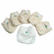 TotsBots Bamboozle Stretch Size 2 Mini Pack Nappy