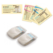 2 Nappies - Moltex Trial Pack Junior