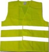 Sport DirectTM Bicycle Bike Hi Vis Reflective Vest Small EN471 Approvals