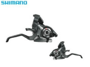Shimano STI Altus 8SPD Pair - Black