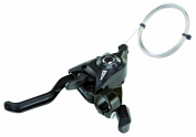 Shimano Rapid-Fire 5384 Bicycle Brake and Gear-Changing Handle 3-Gear with Gear Indicator Black