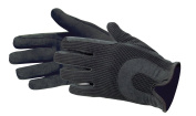 PFIFF Faux Leather Riding Gloves