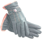 SSG Gloves 2400 Work and Horse Riding Gloves - Brown, Size 6